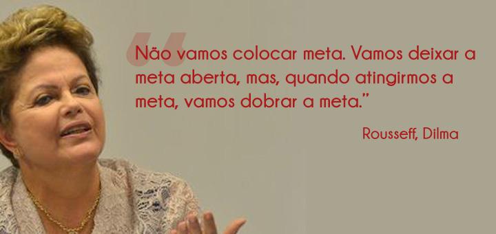Dilma e sua frases