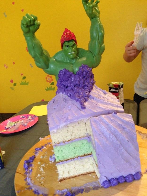 G 234 Meas Pedem Bolo Do Hulk Princesa De Anivers 225 Rio E M 227 E