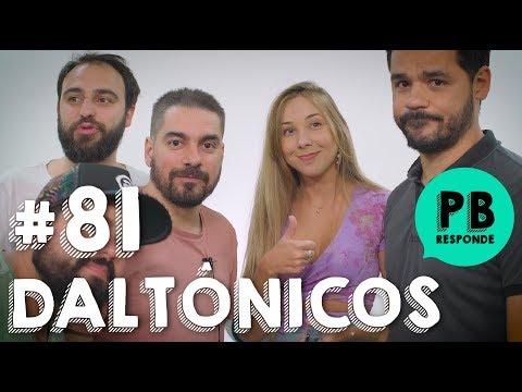 PB Responde #81 – DALTÔNICOS!!