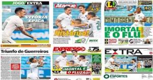 capas jornais jppp