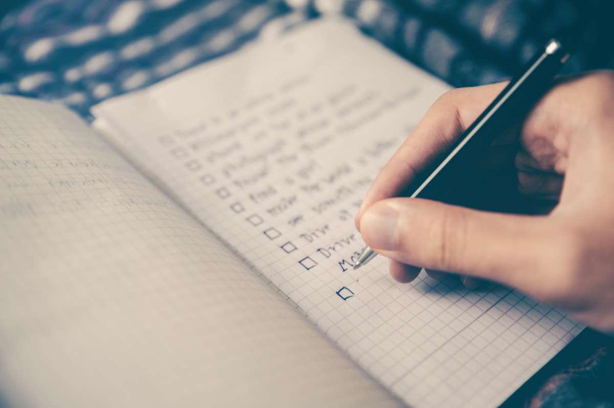 Você estabelece metas para o novo ano e pretende cumpri-las?