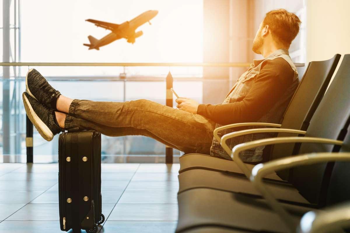 Você viaja para lugares novos?