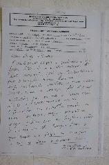 Carta foi usada como prova/Reprodução/ZH