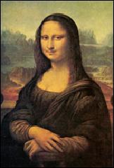 Mona Lisa estava 83% feliz/Reprodução