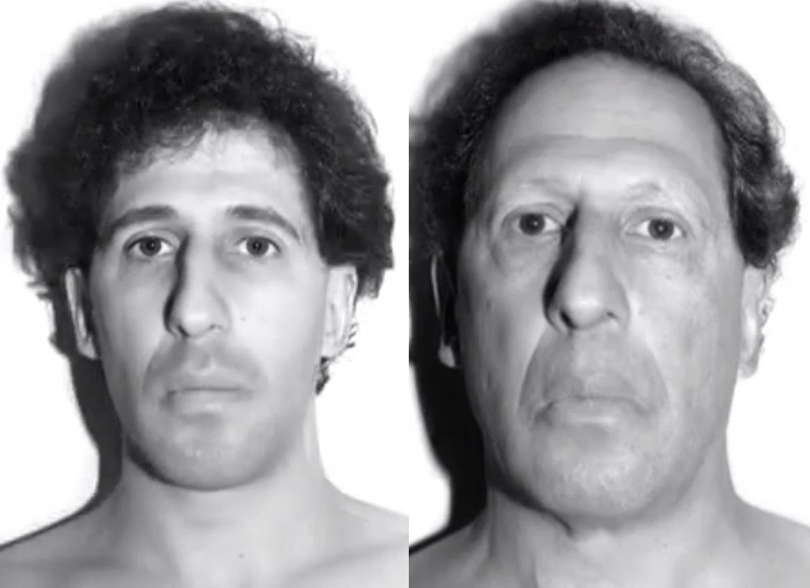Homem envelhece 25 anos em menos de dois minutos