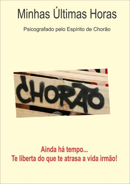 Médium psicografa Chorão