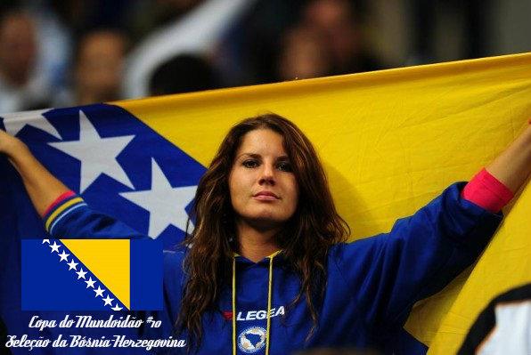 Seleção da Bósnia-Herzegovina