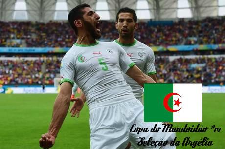 Argélia na Copa do Mundo