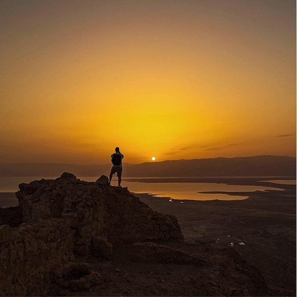 Topo de Masada
