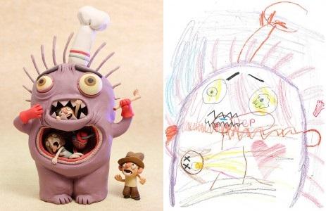 desenho crianças 1