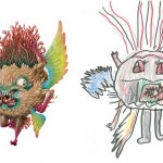 desenho crianças 6