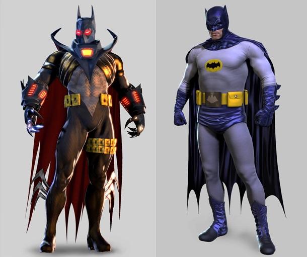 Batman Knightfall em Arkham Origins