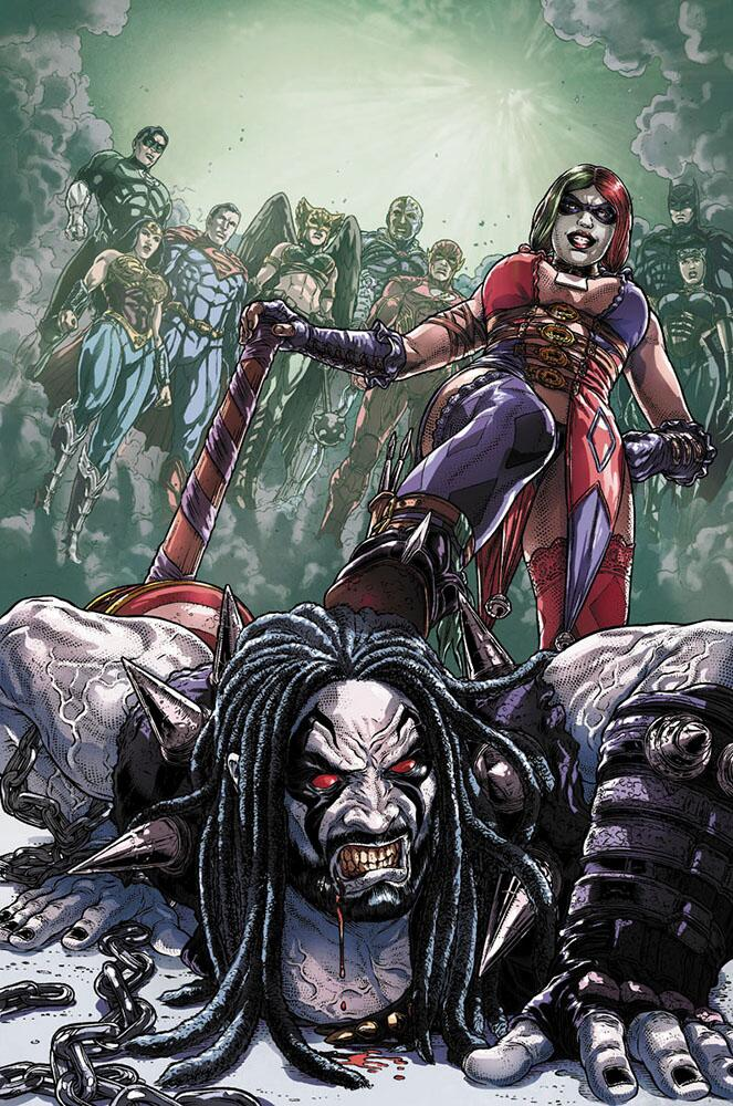 Injustice Gods Among Us Annual