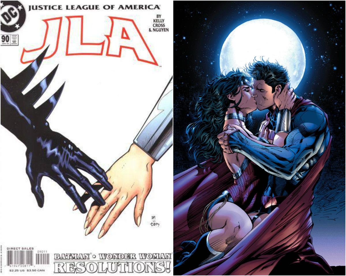 Batman ou Superman, quem vai ficar com a Mulher-Maravilha no cinema