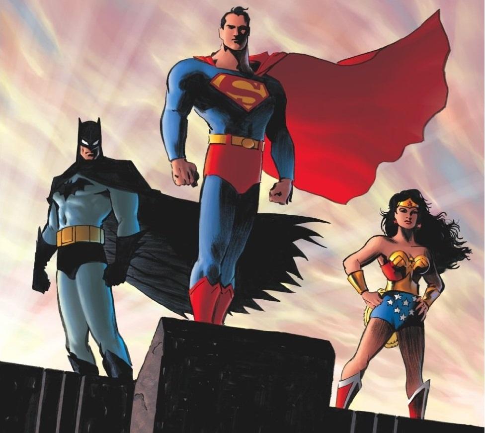 Mulher-Maravilha pode aparecer no filme Superman versus Batman