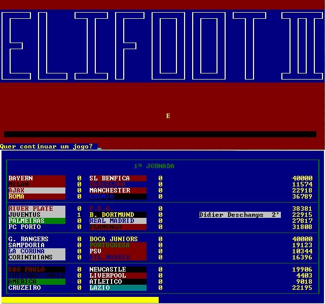 Elifoot II