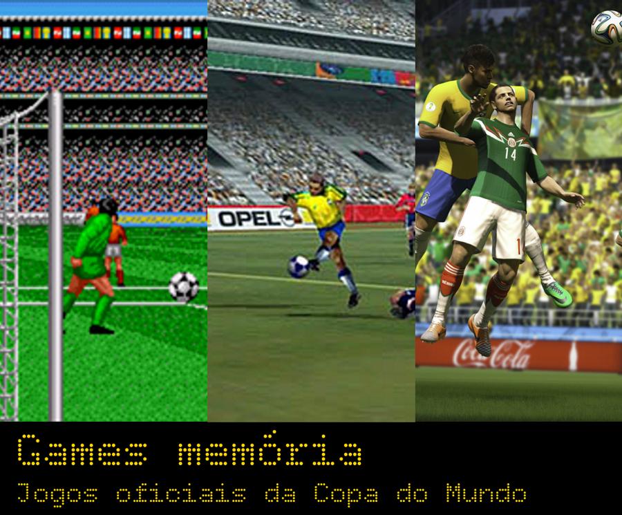 Historia jogos oficiais copa do mundo infosfera fifa