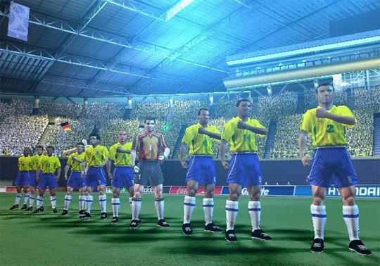 Infosfera 2002 Fifa World Cup game oficial ea sports