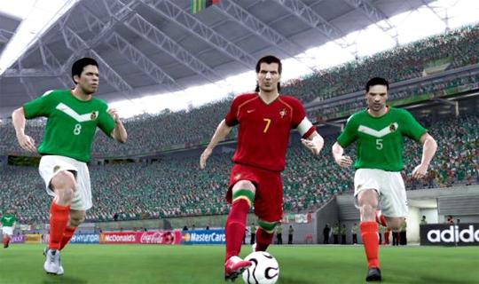 Infosfera 2006 Fifa World Cup game oficial ea sports