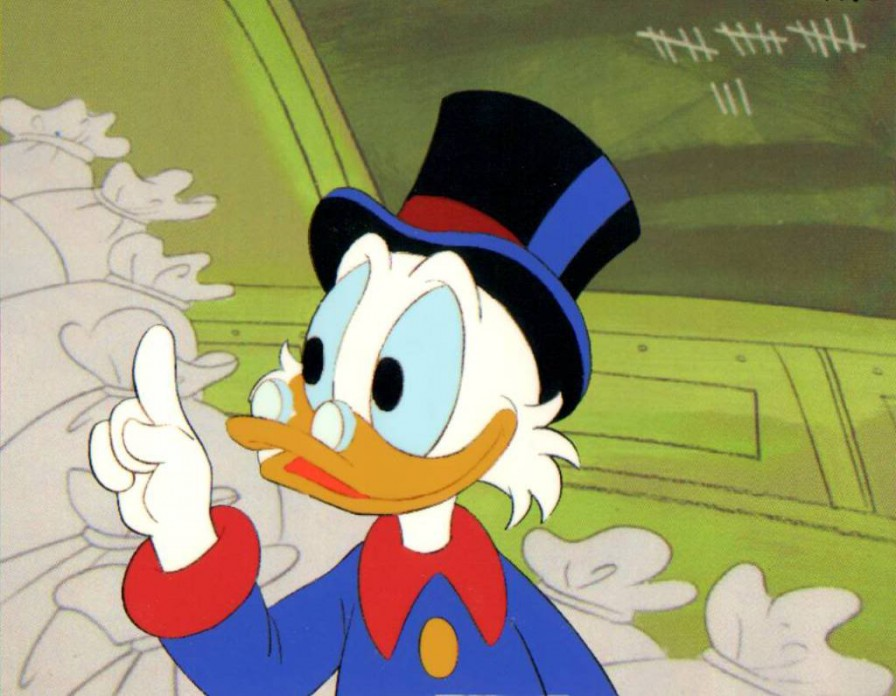 ducktales tio patinhas uncle scrooge disney xd infosfera