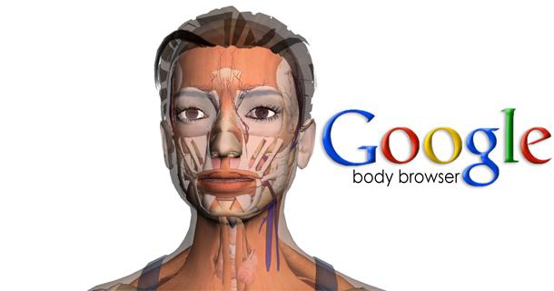Inventaram um Google Maps do corpo humano, a tecnologia que permite navegar dentro de uma pessoa - Infosfera