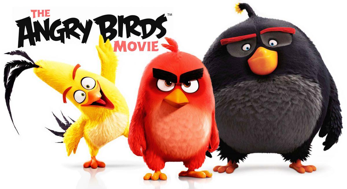Como Desenhar O Pássaro Vermelho De Angry Birds: Novas Imagens Do Angry Birds No Cinema. Confira Como