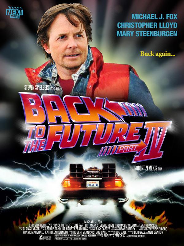 Remake de De Volta para o Futuro? Su00f3 por cima do cadu00e1ver ...