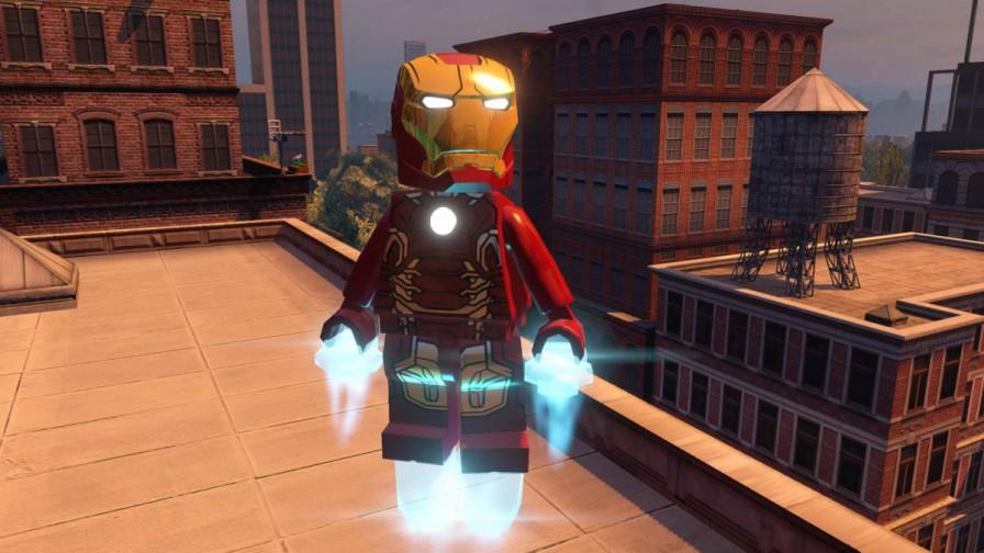 lego marvel avengers homem de ferro infosfera
