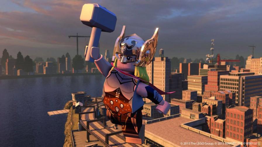 lego marvel avengers thor infosfera