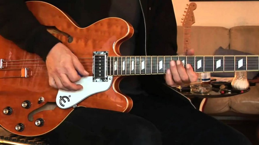oculus rift infosfera guitarra epiphone les paul