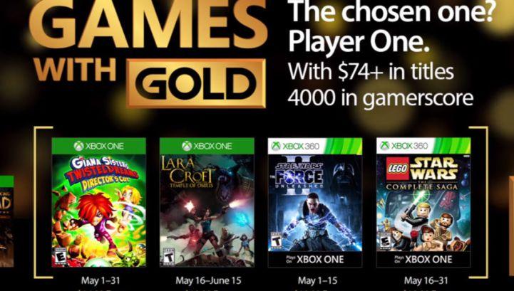 Lista de jogos para os membros XBOX LIVE GOLD - Infosfera