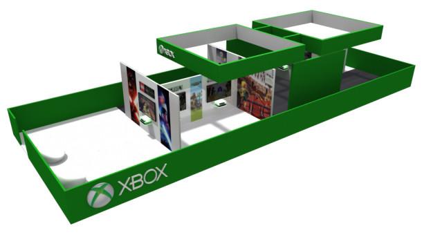 Arena Xbox Experience Shopping Iguatemi Porto Alegre
