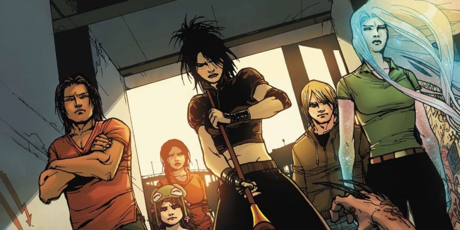 Marvel-Comics-Runaways