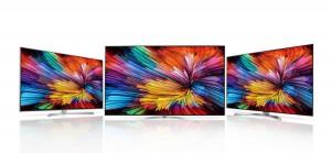 Novos modelos Ultra HD e Super Ultra HD 4K LG
