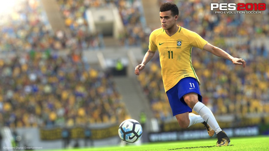 Philippe Coutinho PES 2018
