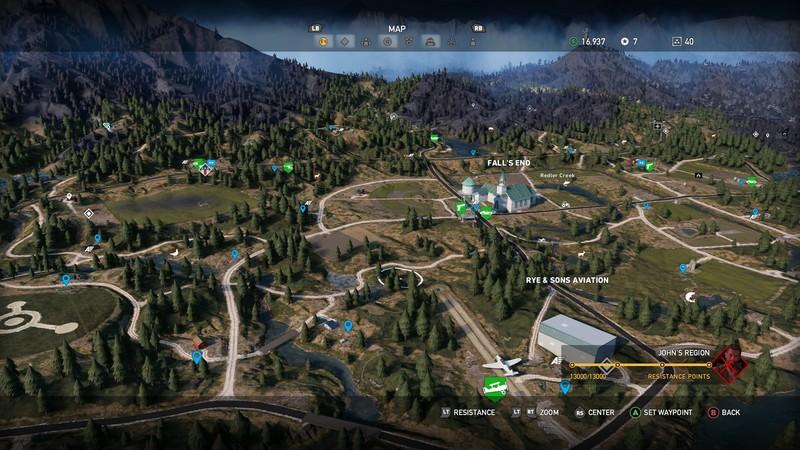 Far Cry 5 é jogo audacioso com um mundo aberto surpreendente