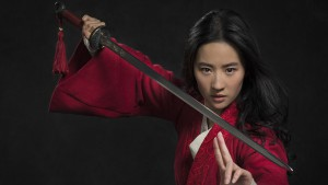 Disney's MULAN  Mulan (Yifei Liu)  Photo: Stephen Tilley  © 2018 Disney Enterprises, Inc. All Rights Reserved.