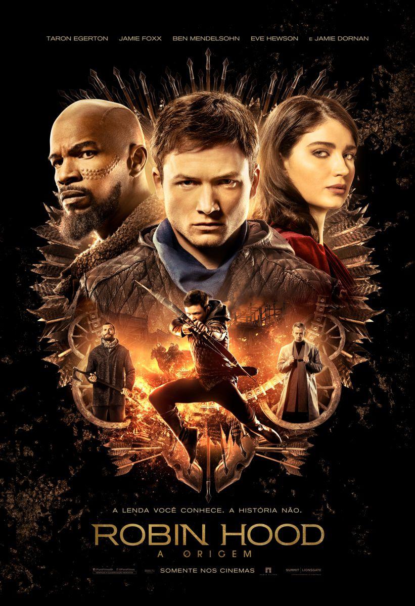 Pôster Final Promocional - Robin Hood -