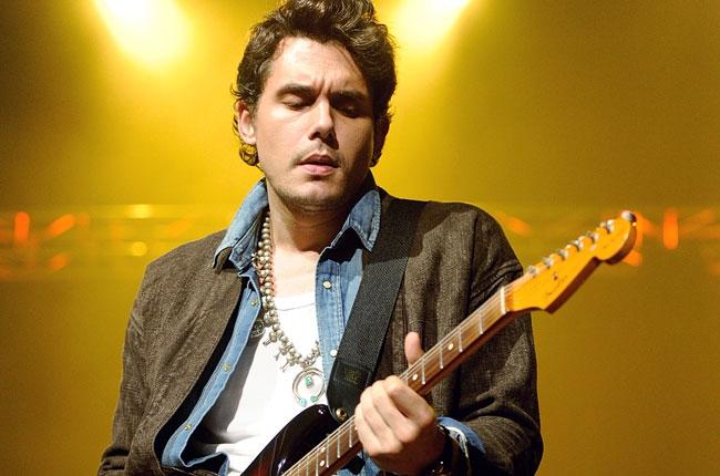 John Mayer amarelo
