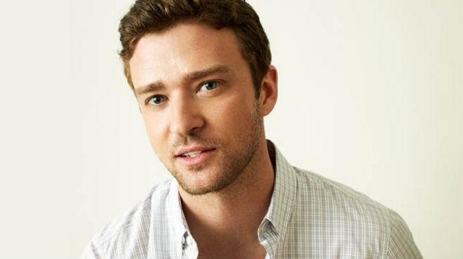 Justin Timberlake cabelo