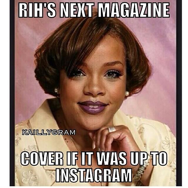 Foto: Rihanna/ reprodução Instagram