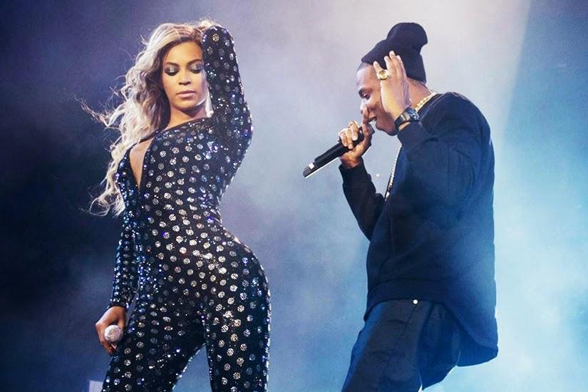 Foto: Beyoncé Jay Z turnê/reprodução