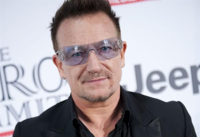 fe6674570 Nem estilo, nem vaidade. Bono Vox, do U2, revela porque usa óculos ...