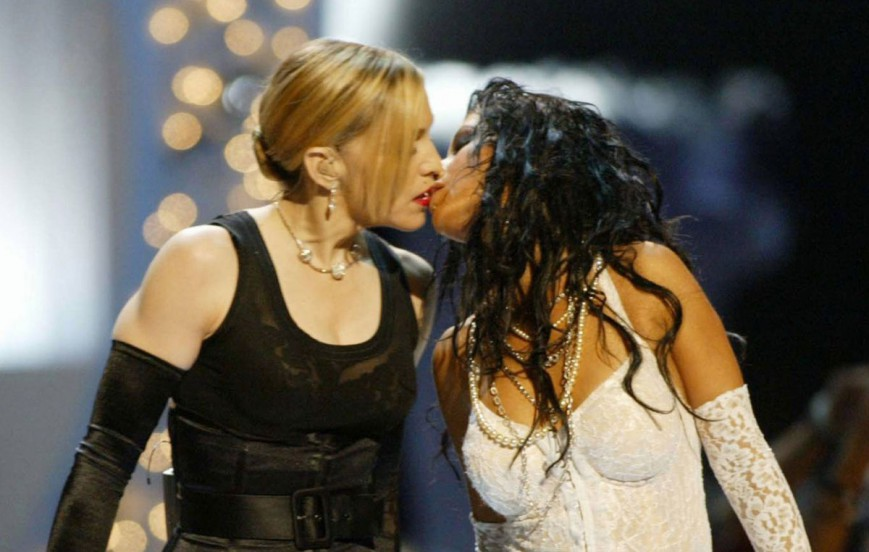 Madonna-Christina-Aguilera