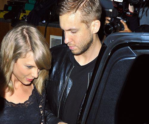 Calvin e Taylor