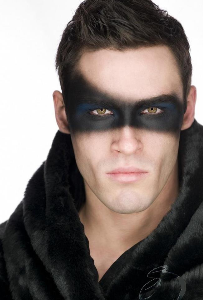 Well-known Conta pra ele: 10 ideias de maquiagem masculina para o Halloween  GC29