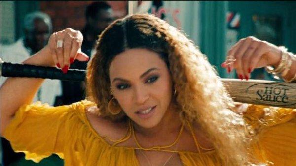 Beyoncé Hot Sauce