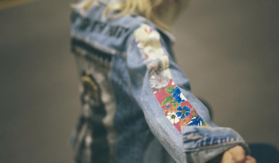 jaqueta Cel obra de arte