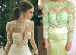 vestido internet
