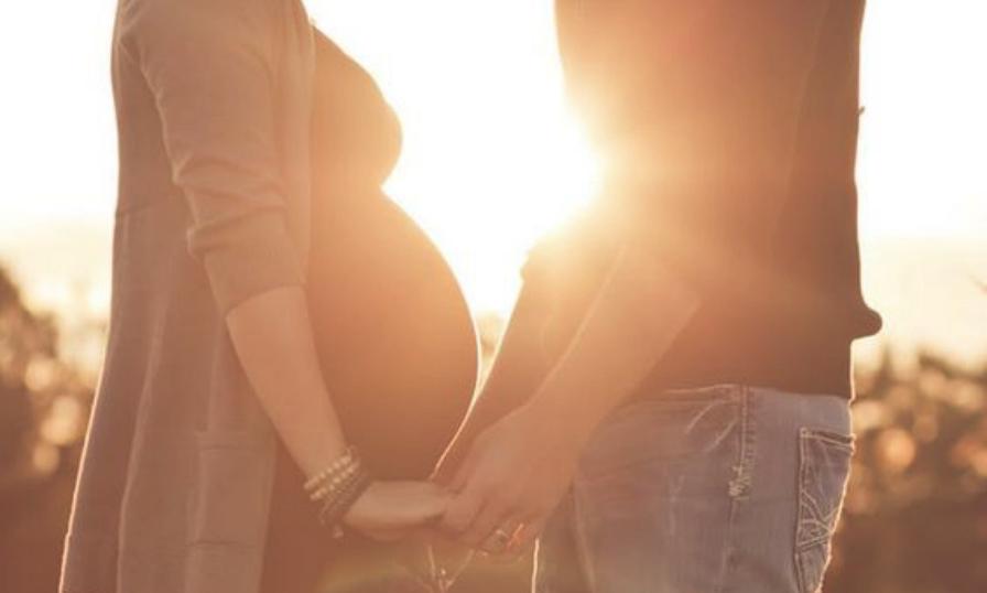 mãe e pai gravidez